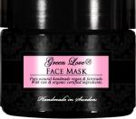 Green Love Facial Mask Rhassoul & Blackberry