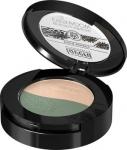 Lavera Beautiful Mineral Eyeshadow Duo - Mystic Green 03
