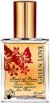 Green Love Organic Perfume Oil Heart of Roses - 15 ml