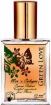 Green Love Organic Perfume Oil Men's Cologne