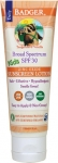 LSF 30 Kids Sunscreen Lotion Tangerine/Vanilla