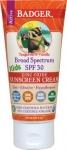 LSF 30 Kids Sunscreen Cream Tangerine/Vanilla