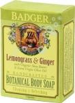 Badger Balm Lemongrass & Ginger Botanical Body Soap