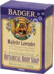 Badger Balm Mailette Lavender Botanical Body Soap