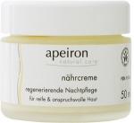 Apeiron Nährcreme - regenerierende Nachtpflege