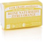 Dr. Bronner's Bar Soap Zitrus-Orange