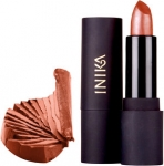 Inika Lipstick - Brazen Bronze