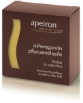 Apeiron Ashwaganda Pflanzenöl Seife