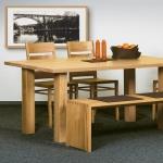 """Tisch """"Sala 02"""" (080/180cm, Buche)"""