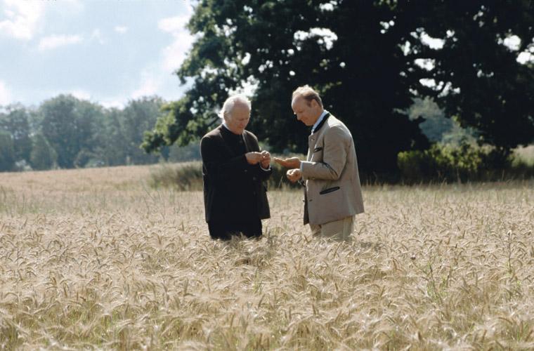 Hipp setzt sich seit 60 Jahren für ökologischen Anbau und Nachhaltigkeit ein.