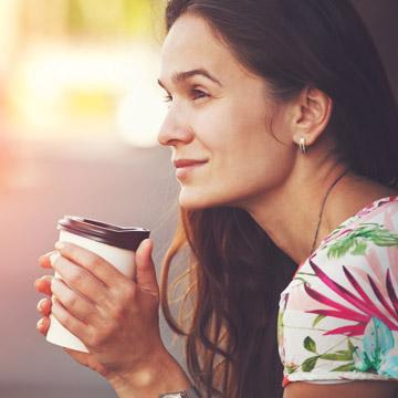 Littering bekämpfen! Coffee to go schadet der Umwelt