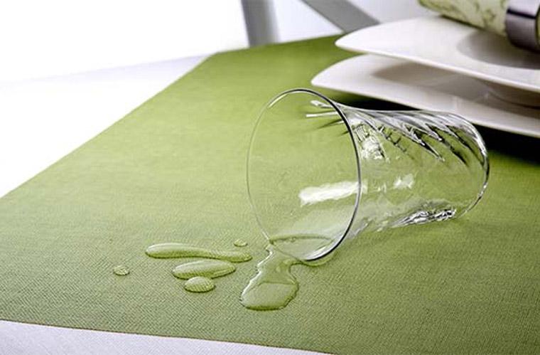 Papstar, abwaschbare Tischdecke