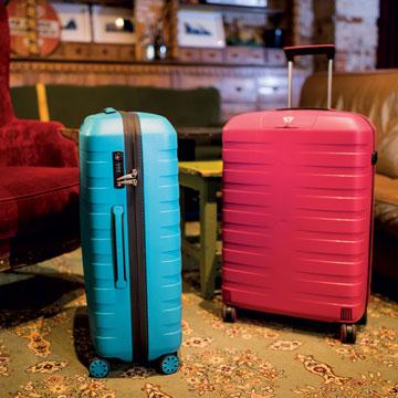 Nachhaltig Reisen mit stylishem Öko-Koffer