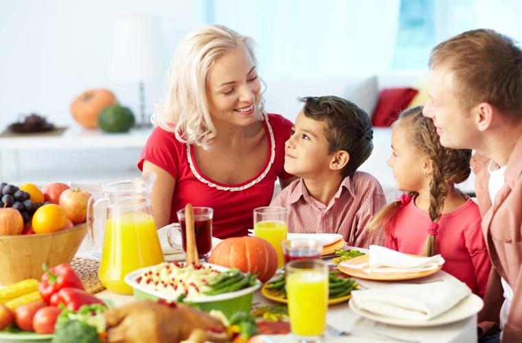 für Familienfeiern oder in der Gastronomie