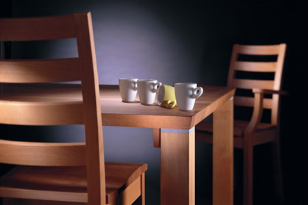 Je nach vorbehandlung benötigt das Holz eine spezifische Pflege - mit Öl, Wachs oder Lack.