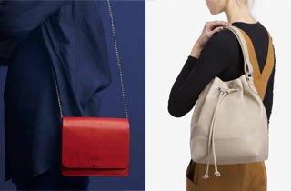 Faire Trend-Taschen für Herbst und Winter