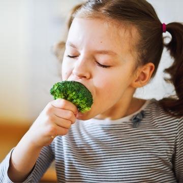 Vitamine & Mineralstoffe für Kinder