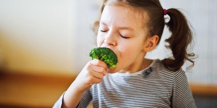 Ausreichende Vitalstoffversorgung für Kinder