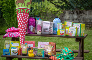 Umweltfreundliche Geschenke für die Schultüte