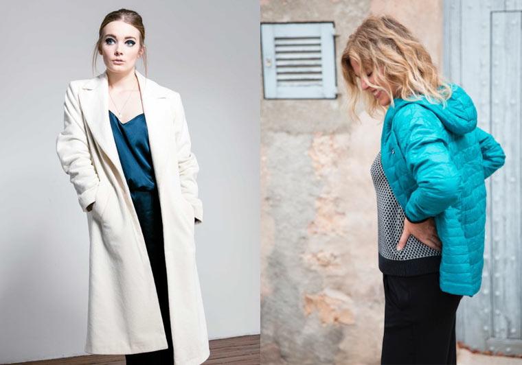 Mantel-Trends für Herbst und Winter