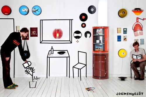 redesign recycling m bel aus hamburg st pauli von. Black Bedroom Furniture Sets. Home Design Ideas