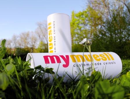 mymuesli: Müsli selber mischen in Bio-Qualität und ohne Zusätze