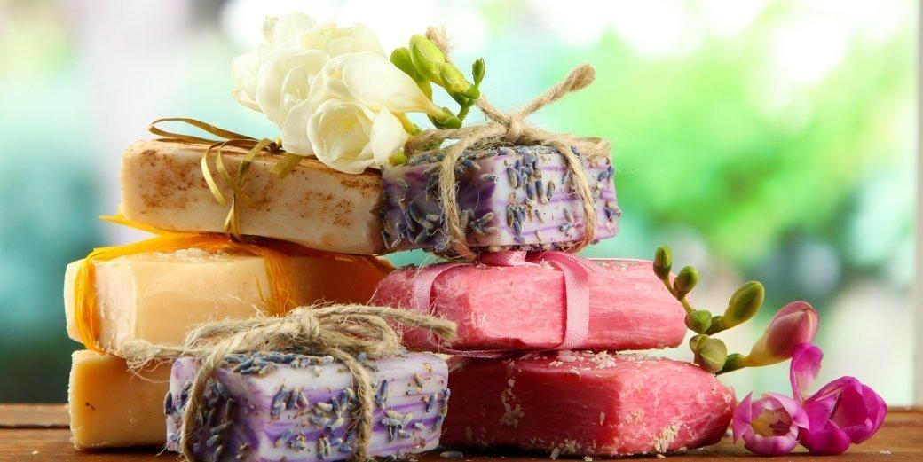 Seife selber machen: das natürlich duftende Waschvergnügen