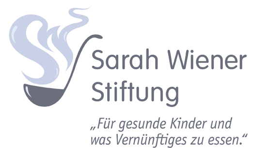 Logo Sarah Wiener Stiftung