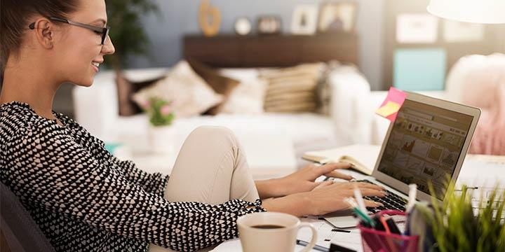 Das neue Normale: Arbeiten im Home Office