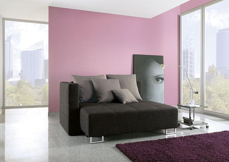 allnatura nachhaltige moebel aus naturlatex schlafcouch. Black Bedroom Furniture Sets. Home Design Ideas