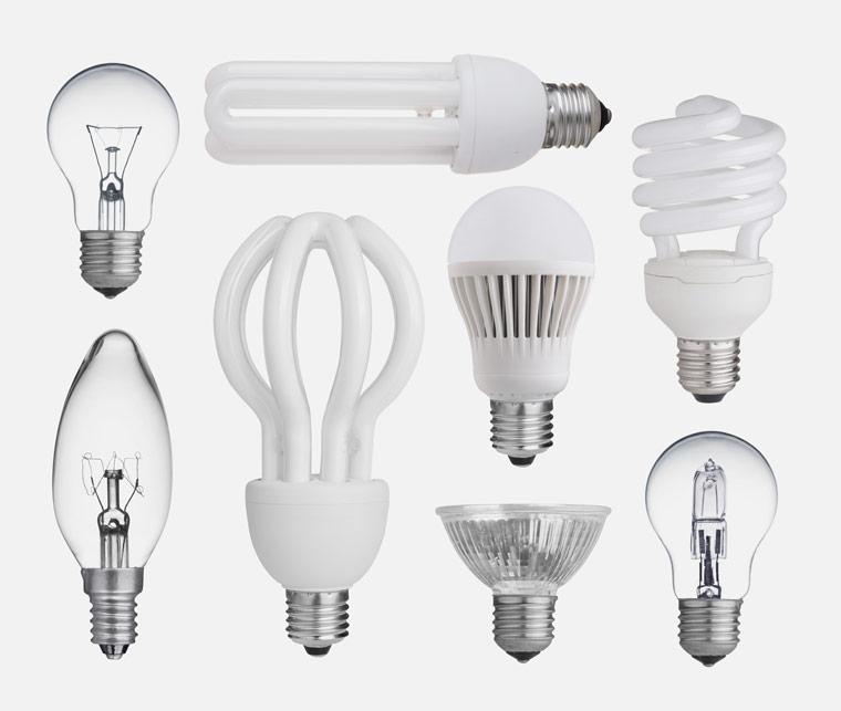 Rücknahmepflicht von Altlampen im Elektrofachgeschäft