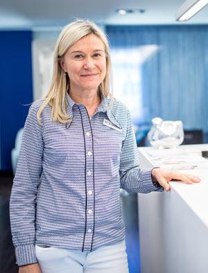 Dr. med. Andrea Dietrich, Fachärztin für Dermatologie und Venerologie