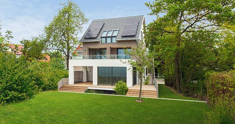 Gesundes Wohnen mit individueller Gestaltung