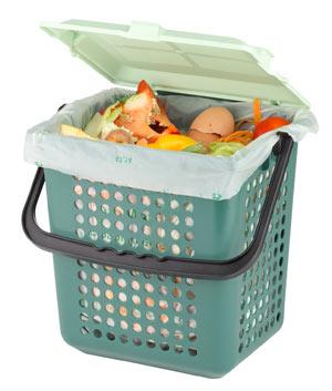 Biomüll gut und sauber sammeln