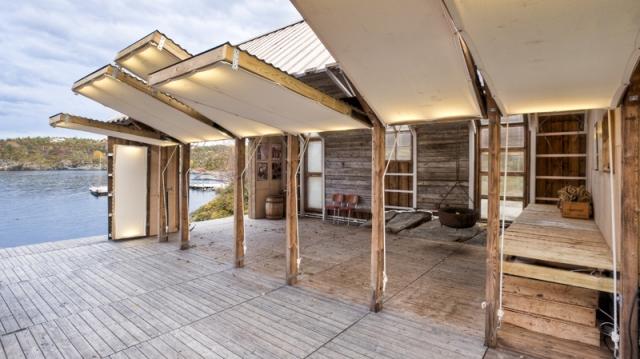 Haus Design mit recycelten Materialien   Die einzelnen Räume im Grundriss