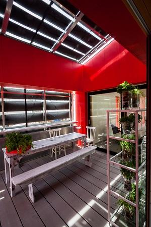 Gemütliches Interieur © Casa-RhOME/ Lorenzo-Procaccini