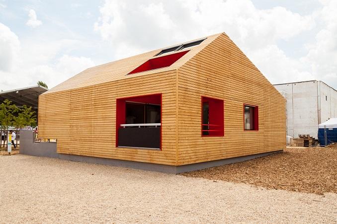 Das Gewinnerhaus © Casa-RhOME/ Lorenzo-Procaccini