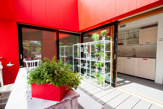 Modern & nachhaltig © Casa-RhOME/ Lorenzo-Procaccini