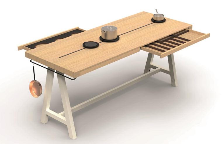 Cooking Table II