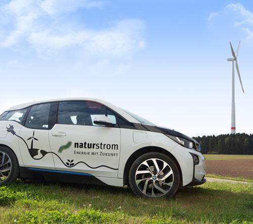 Naturstrom - rundum nachhaltig