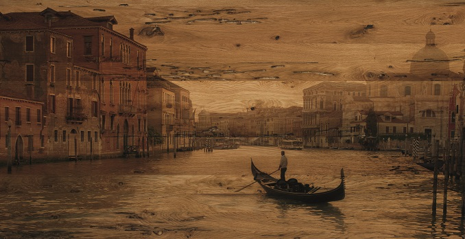 Eiche Venedig ©TEAM 7