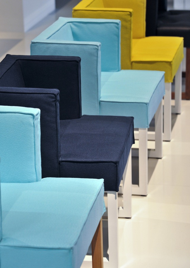 Es wird bunt und positiv: Die neuen Farbtrends bei Möbeln