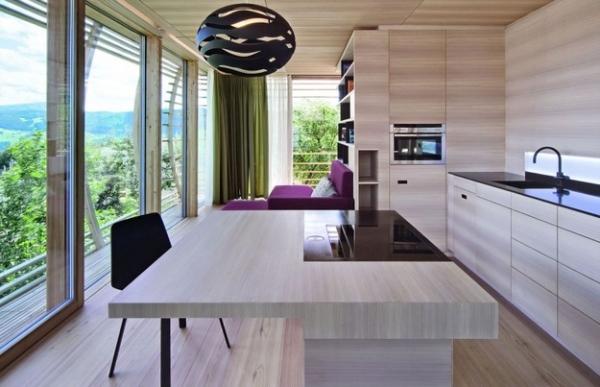 Fincube: Energiesparhaus von Studio Aisslinger