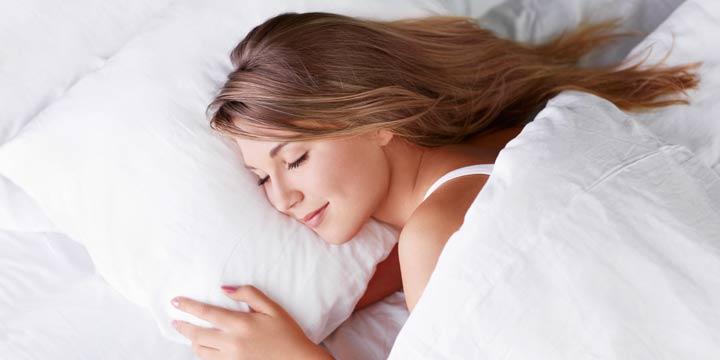 Gut schlafen mit Bio-Daunen aus Deutschland