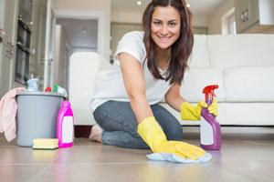 Der Frühjahrsputz kann überall auf ökologische Weise erfolgen, in der Küche wie im Wohnzimmer