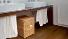 Die besten Tipps für Holzböden in Küche und Bad