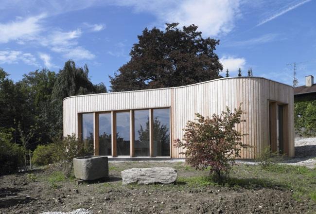 nat rlich und barrierefrei wohnen im einmaligen architektenhaus. Black Bedroom Furniture Sets. Home Design Ideas