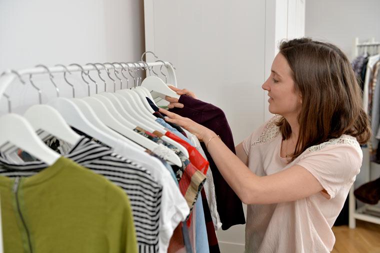 Wer Kleidung länger nutzt, tut auch etwas für den Geldbeutel
