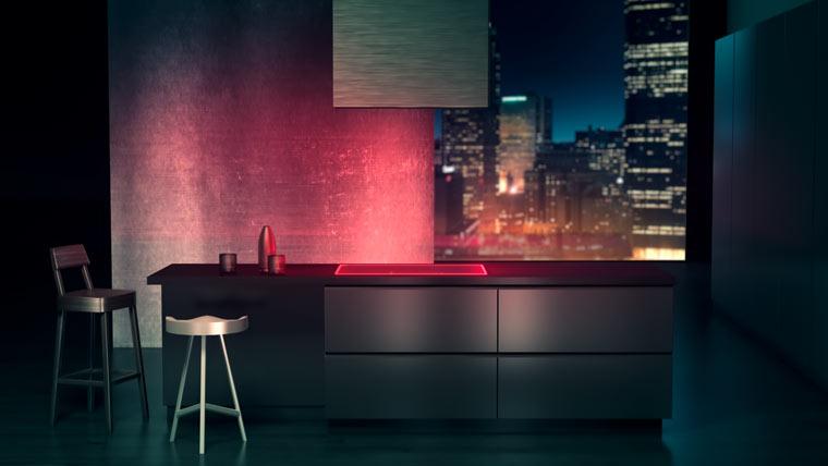 Die perfekte Beleuchtung in der Küche