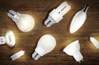 Energiesparen mit LED-Beleuchtung